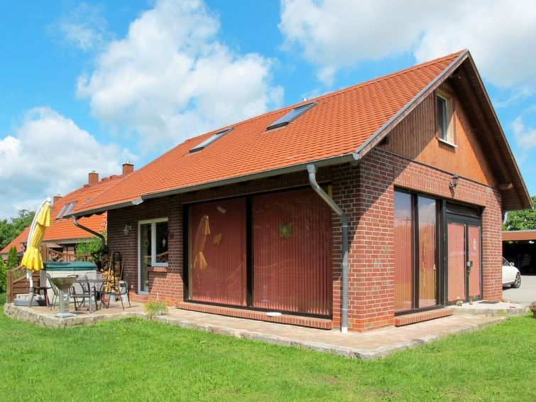 Vacation home in Woldegk OT Hinrichshagen, Mecklenburg Lakes - 4 persons, 1 bed, location de vacances à Friedland
