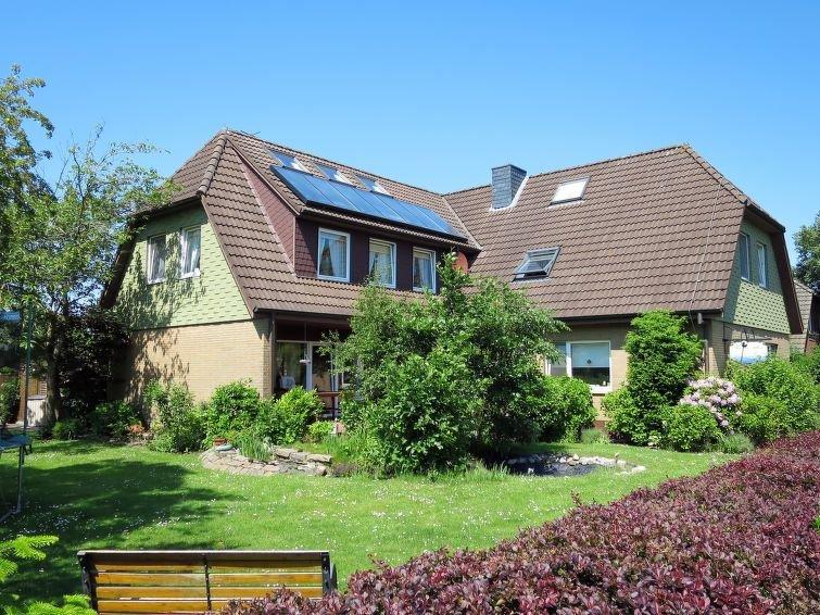 Ferienwohnung Fischer (NDD165) in Norden - 2 Personen, 1 Schlafzimmer, alquiler vacacional en Norden