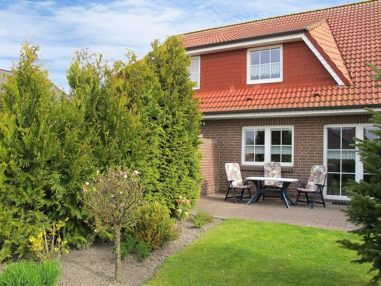 Vacation home in Wangerland - Wiarden, North Sea: Lower Saxony - 5 persons, 3 b, casa vacanza a Wangerland