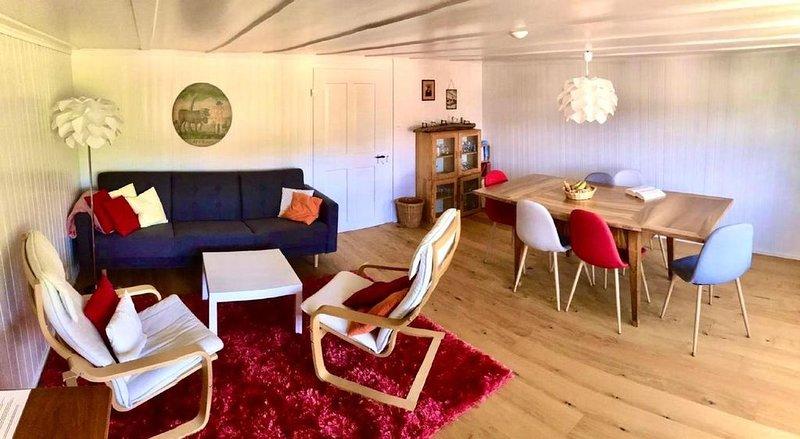 Ferienwohnung Gais für 6 Personen mit 3 Schlafzimmern - Ferienwohnung in alleins, holiday rental in St. Gallen
