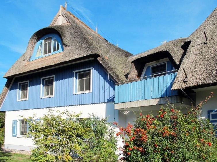 Ferienwohnung am Haferland (WDA100) in Wieck a. Darss - 2 Personen, 1 Schlafzimm, alquiler vacacional en Wieck