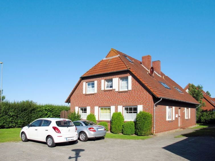 Apartment in Norddeich, North Sea: Lower Saxony - 4 persons, 2 bedrooms, vacation rental in Norddeich