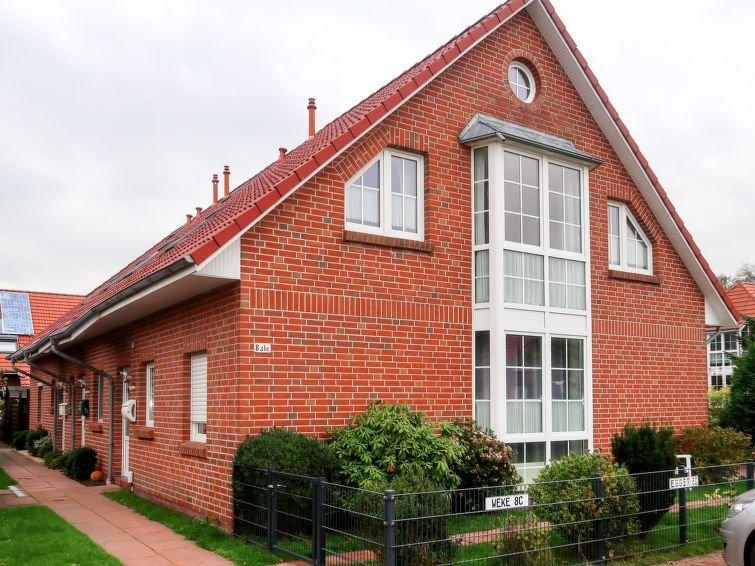 Ferienwohnung Nordblick (NDD177) in Norden - 4 Personen, 2 Schlafzimmer, vacation rental in Lutetsburg
