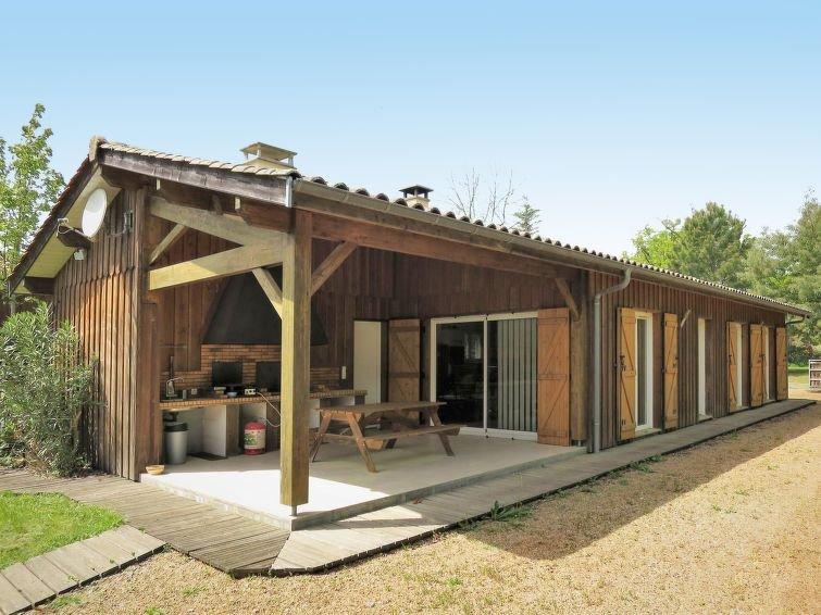Ferienhaus Les Camélias (LNN120) in Lanton - 6 Personen, 3 Schlafzimmer, vacation rental in Lanton