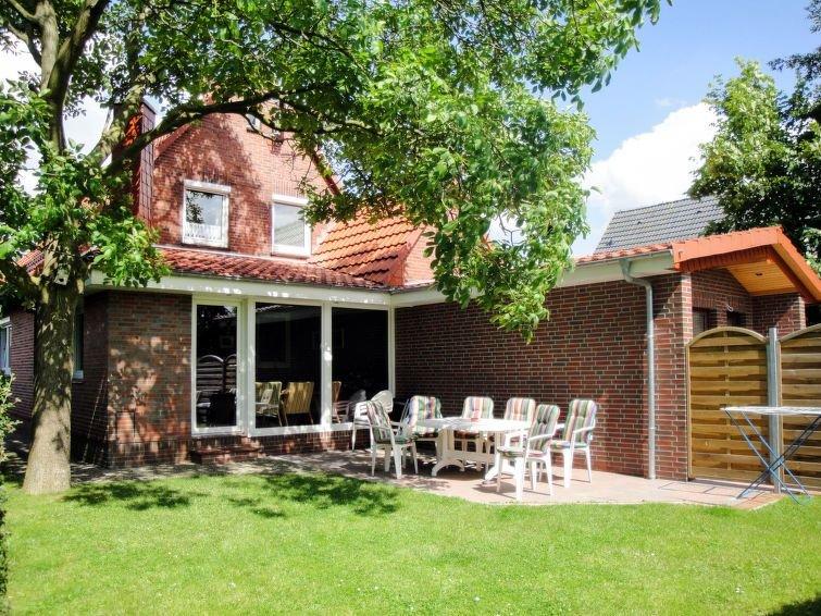 Ferienhaus Fischerhaus (BHV116) in Burhave - 8 Personen, 4 Schlafzimmer, casa vacanza a Burhave