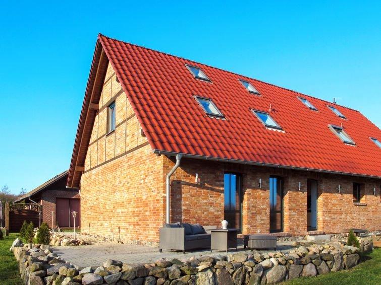 Ferienwohnung Zum Katzengrund II (WDK101) in Woldegk - 4 Personen, 2 Schlafzimme, location de vacances à Friedland