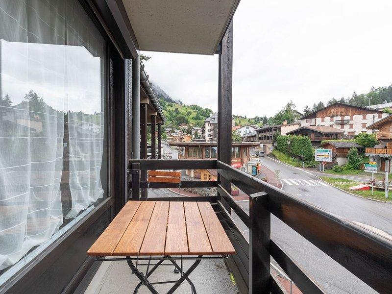 L'Arly - Appartement avec balcon vue montagne - Val d'Arly, aluguéis de temporada em Saint-Nicolas-la-Chapelle