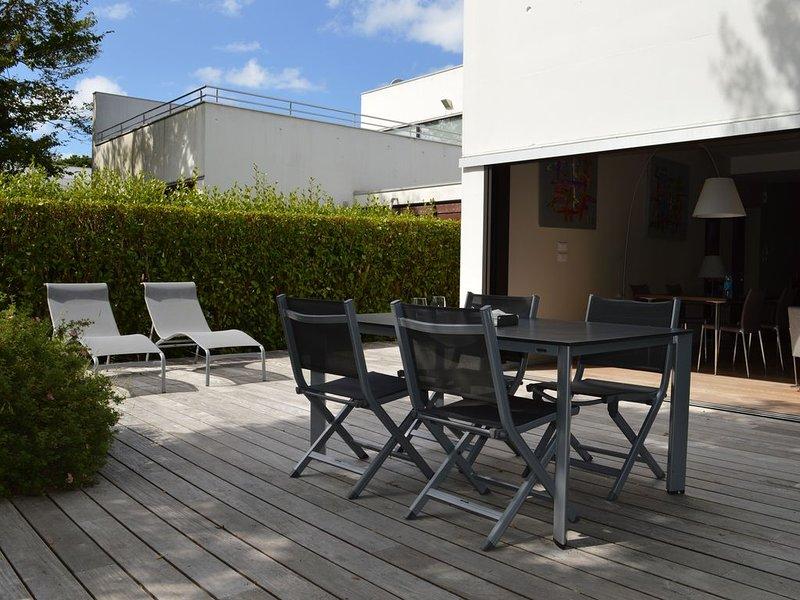 Au coeur de la station balnéaire, calme et serénité vous attendent., holiday rental in Saint-Quay-Portrieux