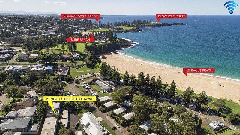 Kendalls Beach Hideaway, holiday rental in Kiama