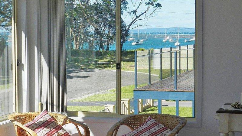 Sealark - views of the bay, holiday rental in Callala Bay