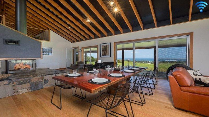 Willowview -  coastal retreat, stunning views, casa vacanza a Gerringong