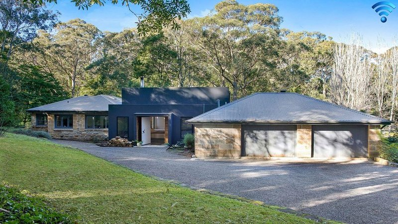 The Gullies Retreat - escape, relax and unwind, holiday rental in Bundanoon