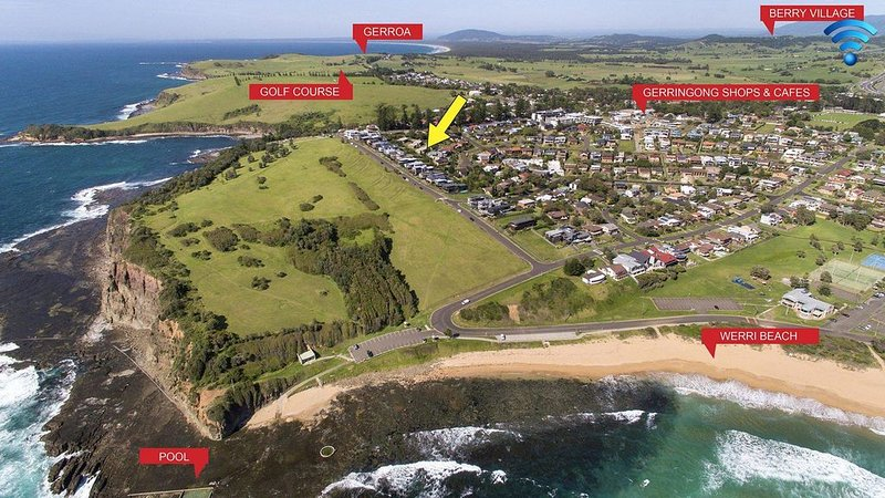 Armstrong Ridge - SPECIAL OFFER-pay for 2 nights, 3rd FREE!, casa vacanza a Gerringong