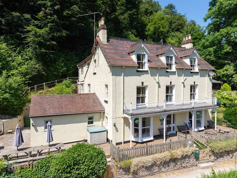 Luxurious Holiday Home in Ross on Wye near Goodrich Castle, location de vacances à English Bicknor