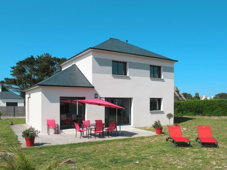 Ferienhaus La Closière (CED235) in Cléder - 6 Personen, 4 Schlafzimmer, vacation rental in Cleder