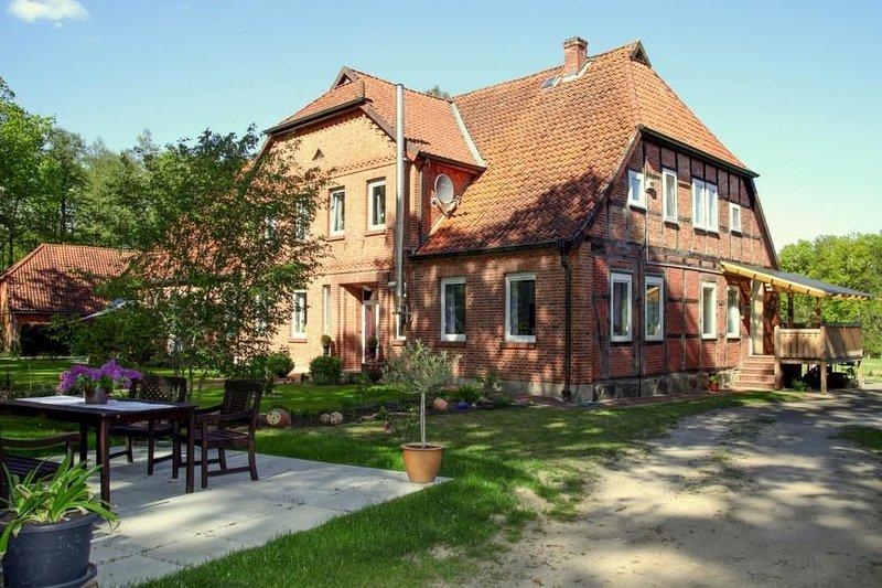 Ferienwohnung, Bad Bodenteich, location de vacances à Waddeweitz