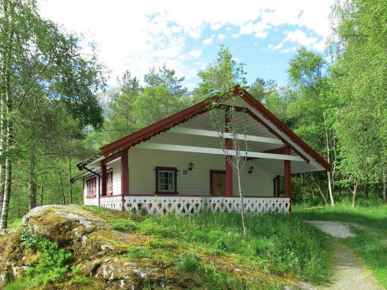 Ferienhaus Skogstjerna (FJS085) in Viksdalen - 6 Personen, 2 Schlafzimmer, holiday rental in Hjelle