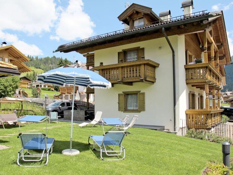 Ferienwohnung Carmen (SOF800) in Soraga di Fassa - 6 Personen, 3 Schlafzimmer, vakantiewoning in Soraga