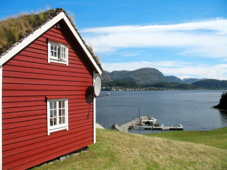 Ferienhaus Havsblikk (FJS531) in Atløy - 3 Personen, 2 Schlafzimmer, location de vacances à Sogn og Fjordane