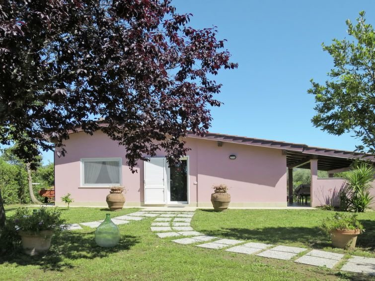 Ferienhaus La Moggia (CST365) in Castiglione della Pescaia - 4 Personen, 2 Schla, holiday rental in Tirli
