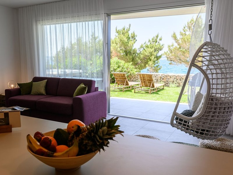 Villa Natura luxury apartments, apartment Lavender, alquiler de vacaciones en Mandre