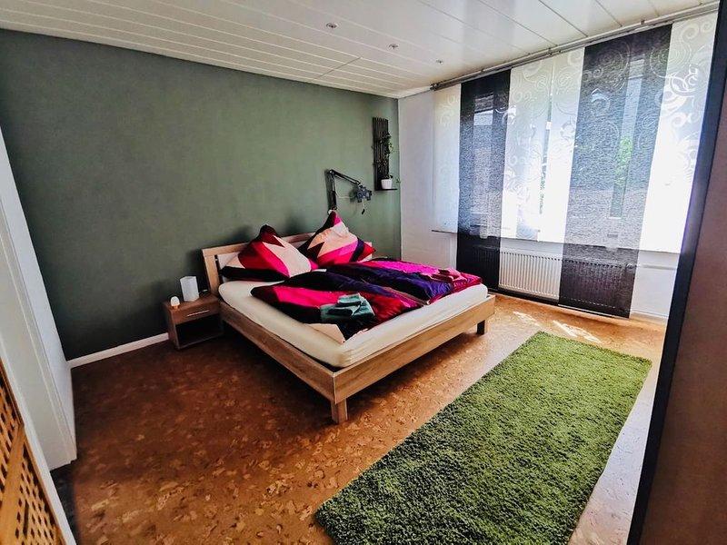 Große Wohnung mit Garten in ruhiger Lage, location de vacances à Gelsenkirchen