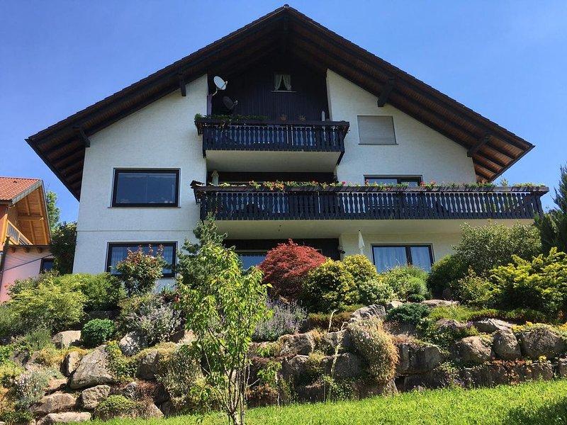Ferienwohnung Muz im Luftkurort Glatten, holiday rental in Moetzingen