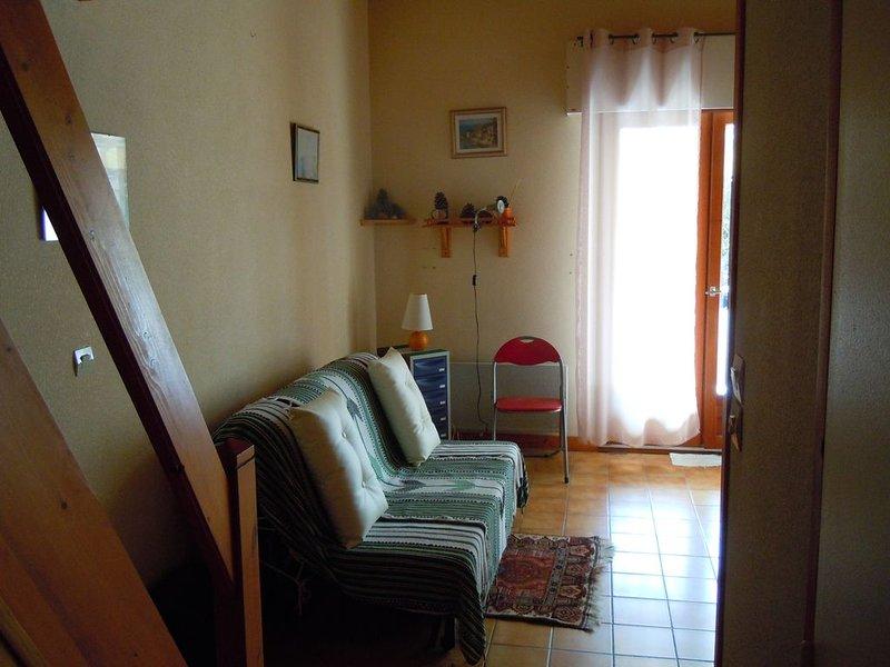 Appartement de 30 m² au milieu des pins, holiday rental in Royan