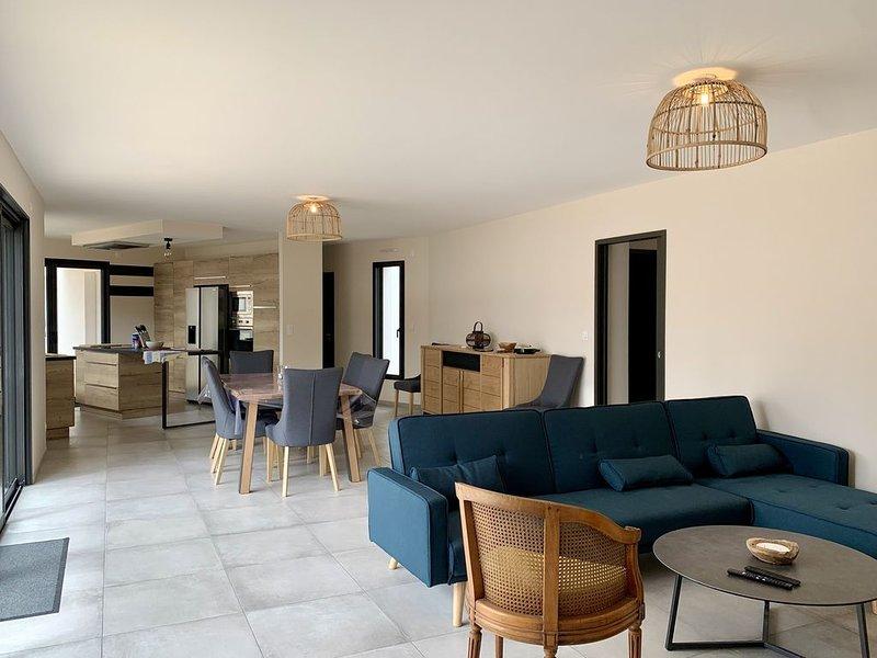 Villa en bord de mer, reposante, aluguéis de temporada em Bretignolles Sur Mer