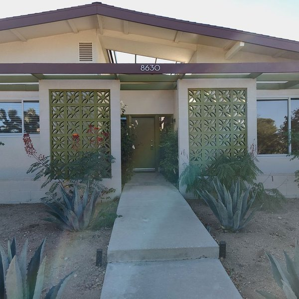 Peaceful MidCentury Modern Desert Retreat, location de vacances à Yucca Valley