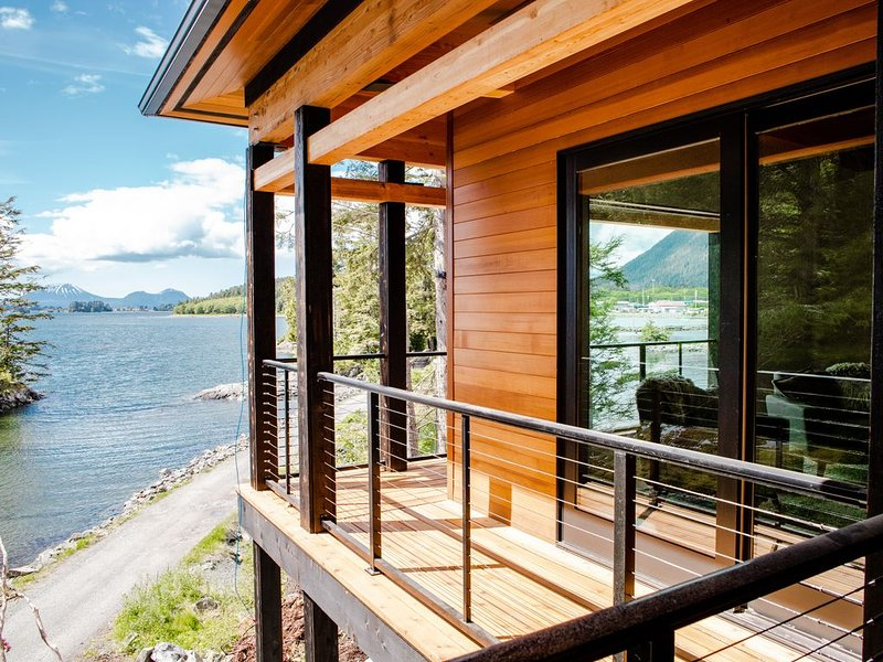 Ultimate Luxury Retreat, location de vacances à Sitka