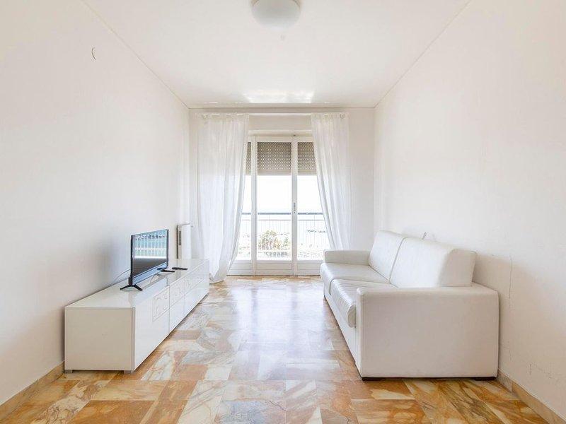 Scenic Apartment in Arma di Taggia with Garden and Terrace, vacation rental in Arma di Taggia