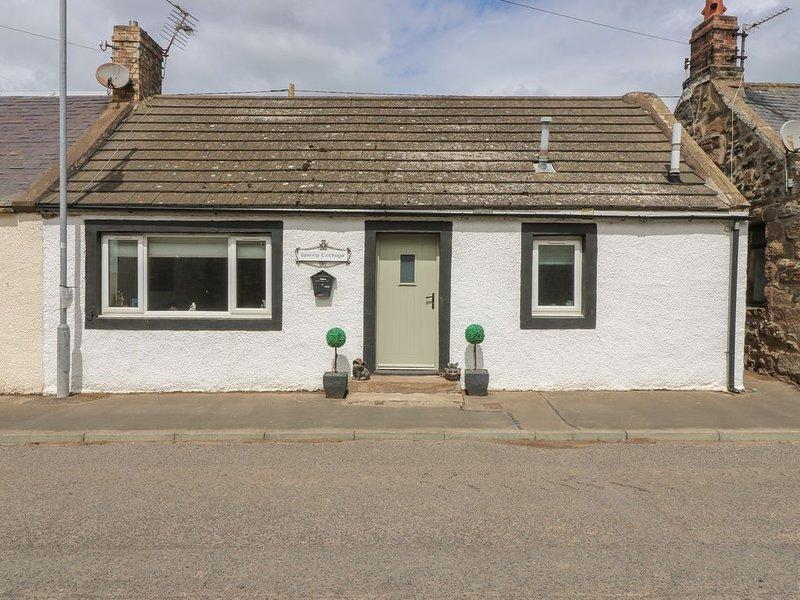 Spring Cottage, CHIRNSIDE, location de vacances à Leitholm