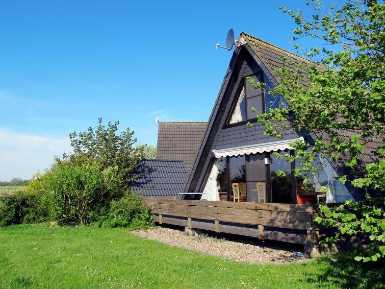 Ferienhaus Fedderwardersiel (FDD112) in Fedderwardersiel - 6 Personen, 2 Schlafz, casa vacanza a Burhave