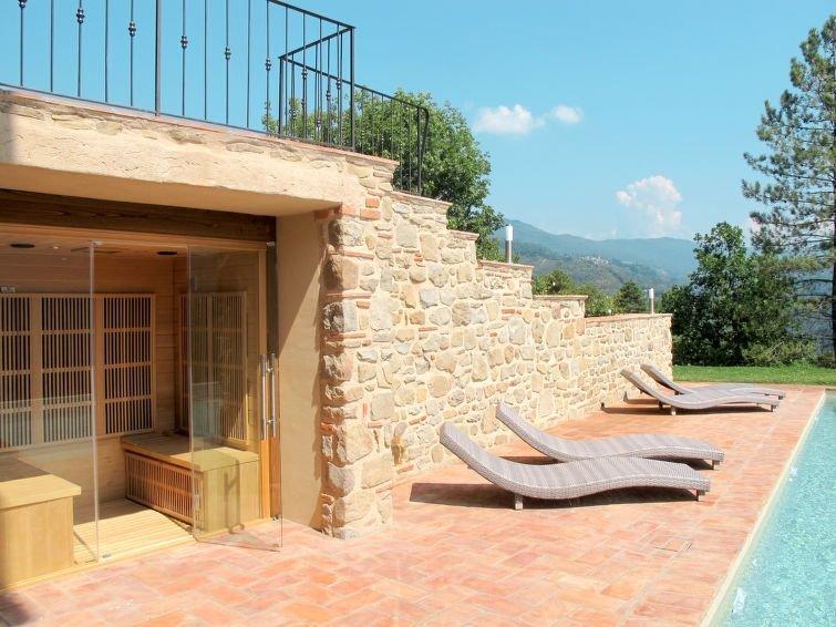 Ferienhaus Aurora (PCA210) in Pescia - 10 Personen, 5 Schlafzimmer, vacation rental in Pescia