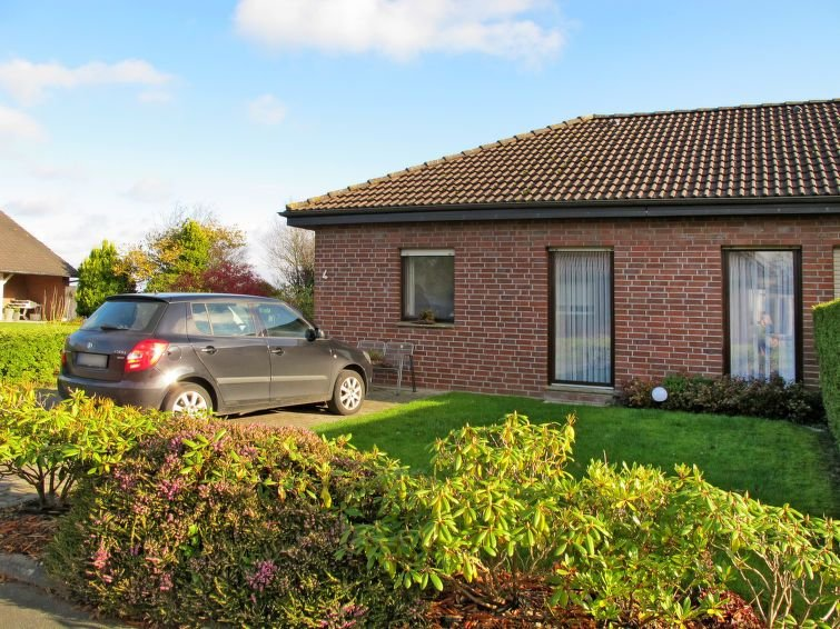 Vacation home Haus Burgtor  in Butjadingen - Ruhwarden, North Sea: Lower Saxony, holiday rental in Tossens
