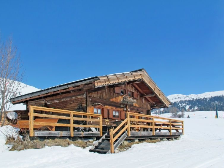Ferienhaus Baita Medil (ENA300) in Moena - 6 Personen, 3 Schlafzimmer, vacation rental in Bellamonte