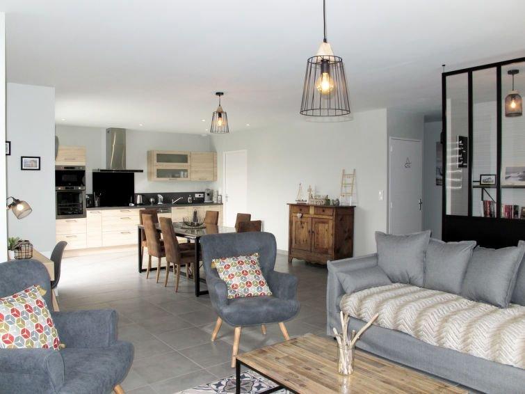 Ferienhaus (BVL402) in Blainville-sur-Mer - 4 Personen, 2 Schlafzimmer, vacation rental in Gouville-sur-Mer