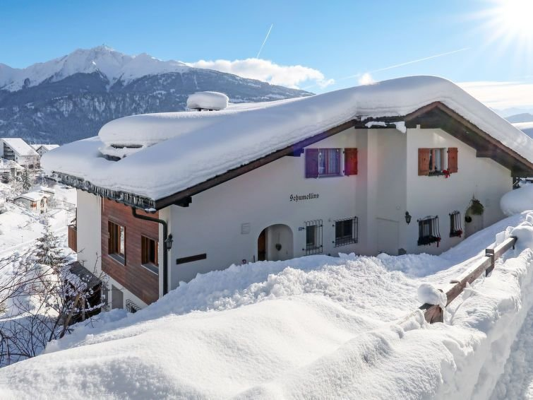 Apartment Casa Schumellins  in Laax, Grisons - 2 persons, holiday rental in Surcuolm