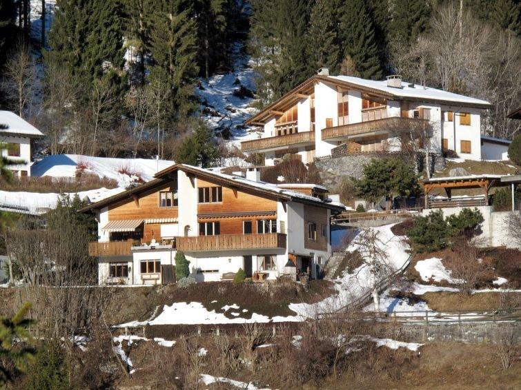 Apartment Casa Schumellins  in Laax, Grisons - 2 persons, vacation rental in Laax