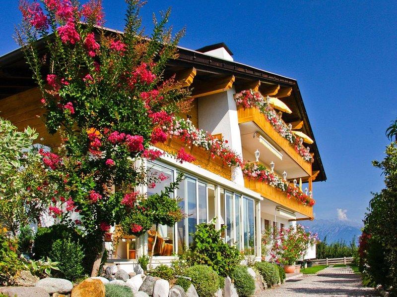 Gemütliche Ferienwohnung für 2 Personen - Residence Kronstein in Tisens, Ferienwohnung in Ultimo (Ulten)