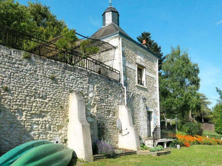 Ferienhaus Le Pigeonnier (CTU200) in Chissay-en-Touraine - 3 Personen, 1 Schlafz, location de vacances à Francueil
