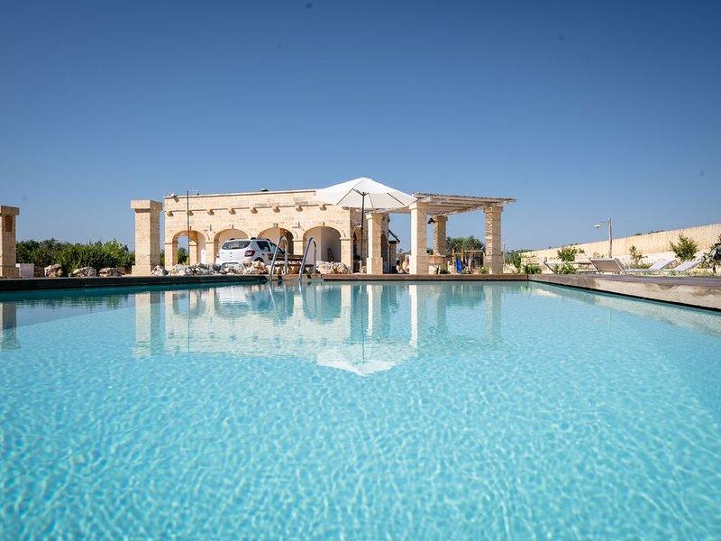 Villa La Sita, nel cuore del Salento                       [LE*****************], vacation rental in Montesardo