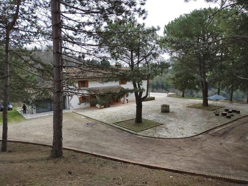 Fantastica location a Sant'agata, holiday rental in Galliano