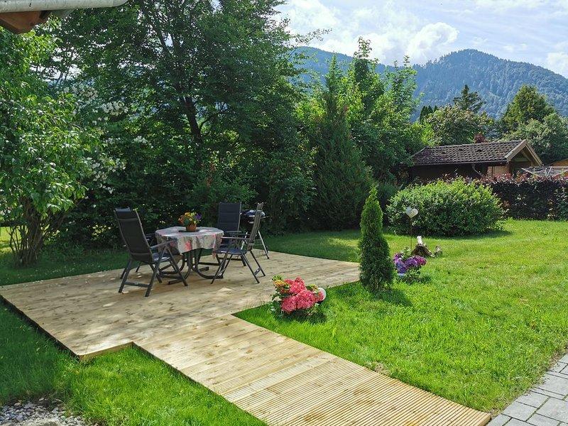 Großzügige Ferienwohnung nahe der Natur, vacation rental in Burggen