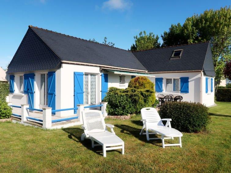 Ferienhaus Ty Glaz (TGM104) in Telgruc sur Mer - 6 Personen, 3 Schlafzimmer, vacation rental in Telgruc-sur-Mer