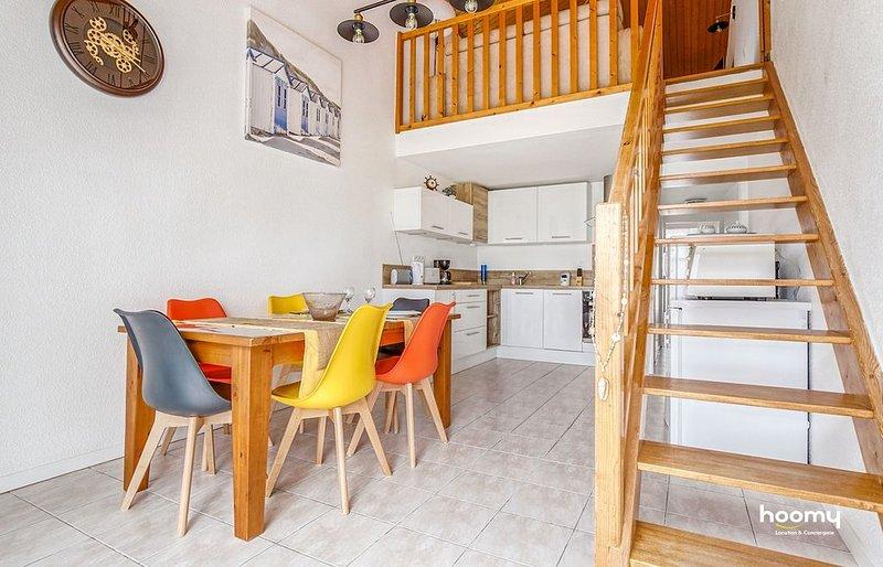 Appartement tout confort à Saint Gilles Croix de Vie, location de vacances à Saint-Gilles-Croix-de-Vie