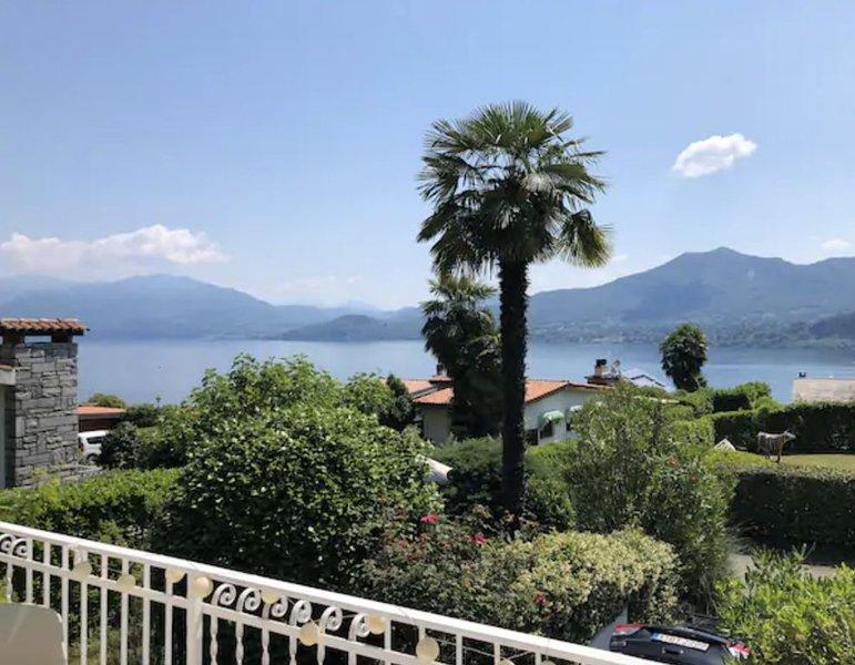 La nostra casa - Willkommen in Ghiffa am Lago Maggiore, holiday rental in Aurano