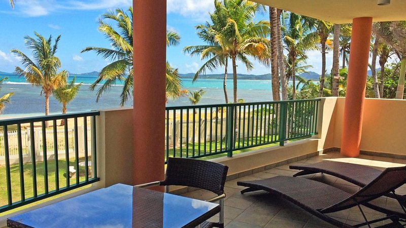 Crystal Blue - Two Bedroom Apartment, Sleeps 5, holiday rental in Luquillo