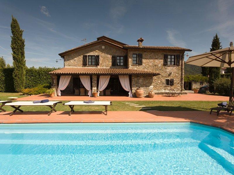 Villa La Cicala, vakantiewoning in Rocchetta di Vara